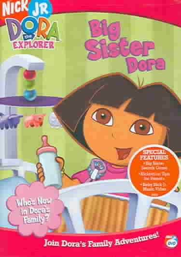 DORA THE EXPLORER:BIG SISTER DORA BY DORA THE EXPLORER (DVD)